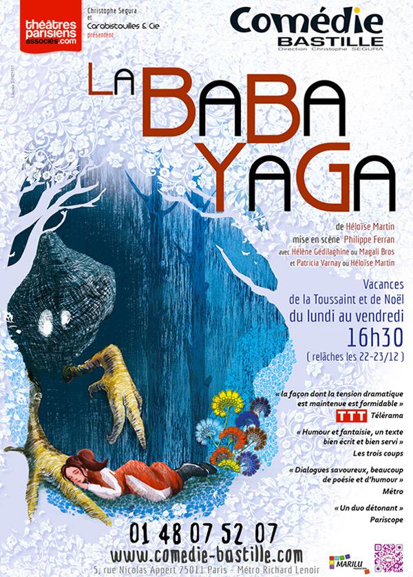 Affiche BabaYaga