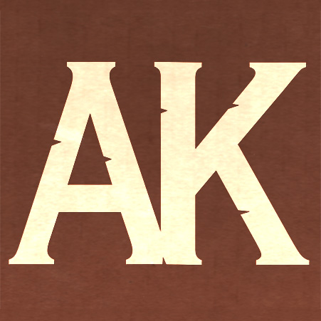 Logo série d'animation AK