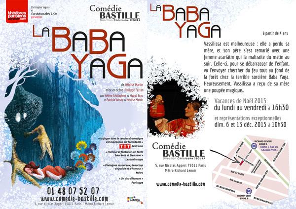 Tract La BabaYaga