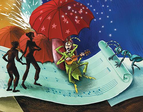 vignette portfolio Poster Enfablées