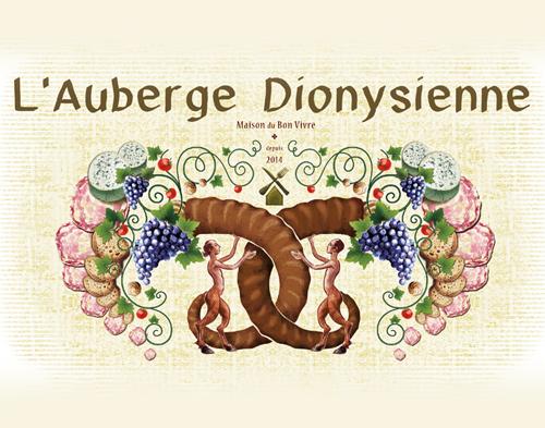 A la Une Auberge Dionysienne