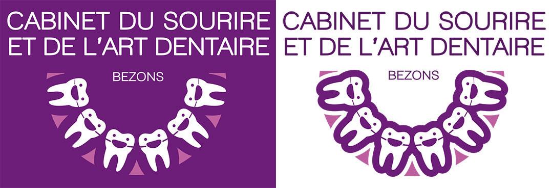 Logo Cabinet du sourire et de l'Art Dentaire