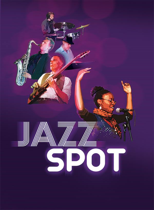 Visuel Affiche JazzSpot